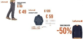 Lafuma - Winter SALE