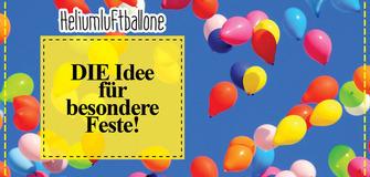 ***Heliumluftballone***
