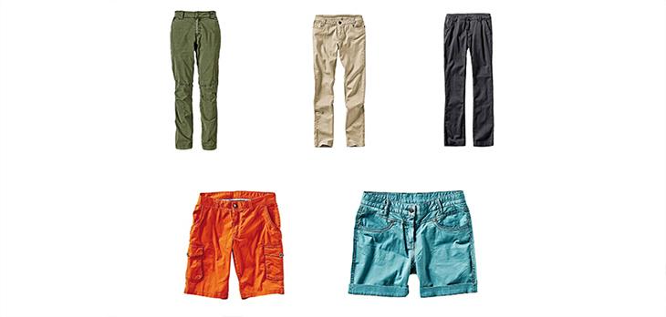 Pantaloni tempo libero fino al -70%
