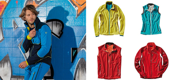 Softshell -20% dal prezzo outlet