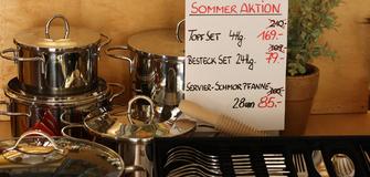 Sommer-Angebote von WMF