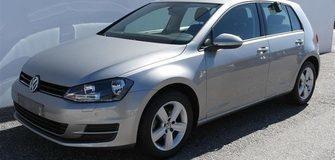 VW Golf Gebrauchtwagen mit Garantie in Südtirol