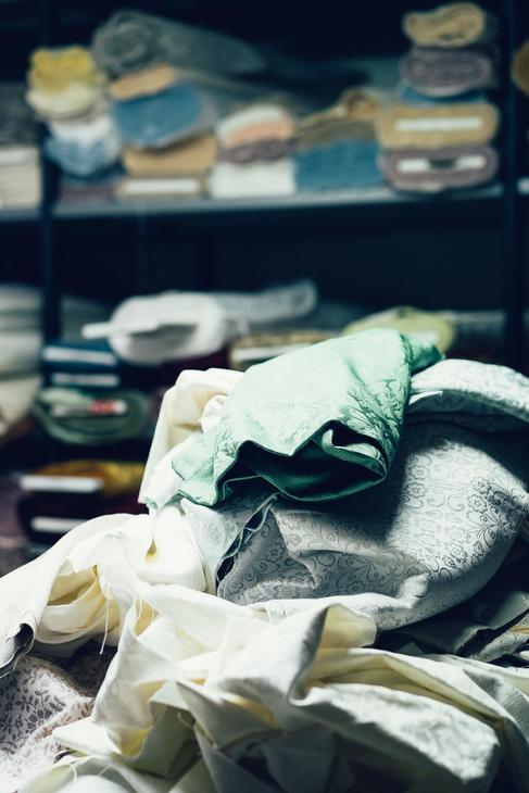 Restetag in der Textil.manufaktur ULBRICH in Bruneck