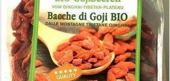 Bacchi di Goji-Bio, € 14,90