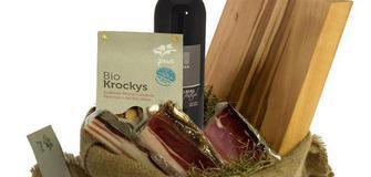 Für Mutti:   Geschenkideen mit Produkten aus SÜDTIROL