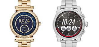 Michael Kors next-generation smartwatches