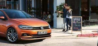 Der Neue Polo: ab 12.900 € oder um 129 € im Monat!