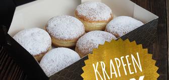 È l'ora dei Krapfen! 5+1 GRATIS