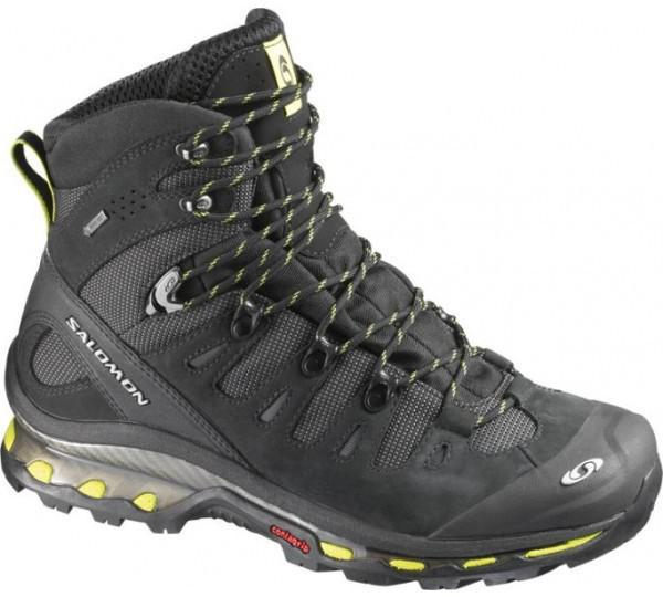 Salomon QUEST 4D gtx® ASPHALT/BLACK/YELLOW: Occasione invece di 184,00€ adesso per 159,00€