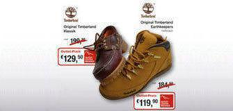 Offerta outlet Timberland