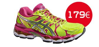 ASICS GEL-NIMBUS 16 2015 - T485N 0793 - Damen Running Schuhe