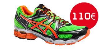 ASICS GEL-PULSE 6 2015 - T4A3N 8530 - Herren Running Schuhe