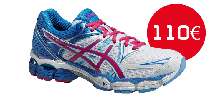 ASICS GEL-PULSE 6 2015 - T4A8N 0120 - Damen Running Schuhe