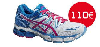 ASICS GEL-PULSE 6 2015 - T4A8N 0120 - Damen Running Schuhe