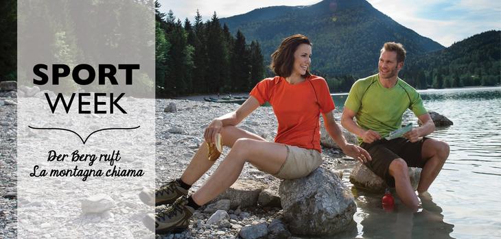 SportWeek. La montagna chiama.