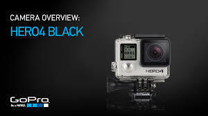 Go Pro Hero4 Black Edition con 60€ di risparmio
