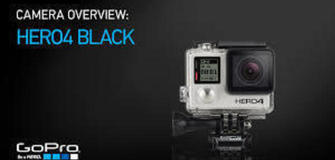 Go Pro Hero4 Black Edition mit 60€ Ersparnis