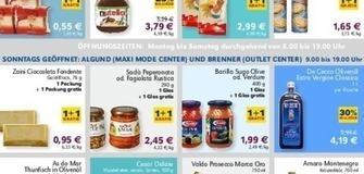 Aktionen von MPREIS Italia GmbH