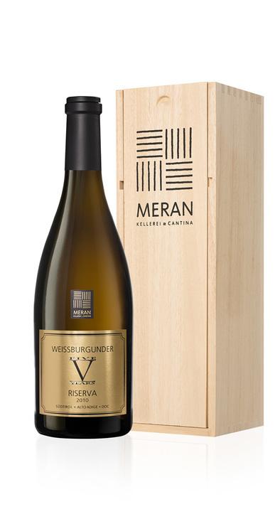 """Pinot Bianco """"V Years"""" 2010"""