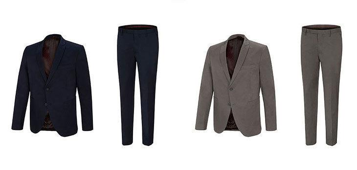 Prezzo speciale: Giacca 89,00 € + Pantalone 39,00 €
