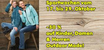Sportwochen 2016