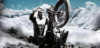 Harley & Snow * Wir rocken auch im Winter. Mit voller Begeisterung *