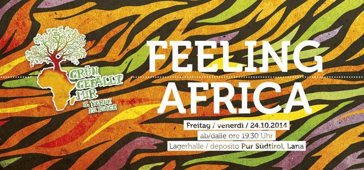 Festa FEELING AFRICA