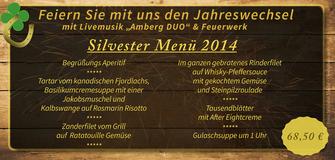 Silvester Menü 2014