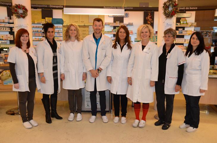 200 anni Farmacia Maria delle Grazie Lana - 10 anni titolare Dott.ssa Zita Marsoner Staffler