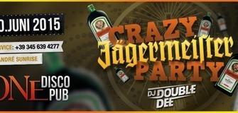 Crazy Jägermeister Party
