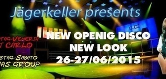 New Opening Disco New Look
