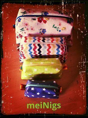 MeiNigs! Ogni cosa ha la sua borsetta.