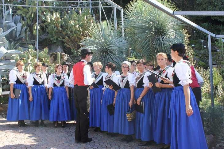 Giornata dei cori - Così suonano le Alpi