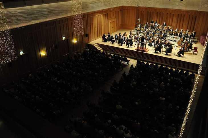 CONCERTO DI FINE ANNO con l'Orchestra Haydn