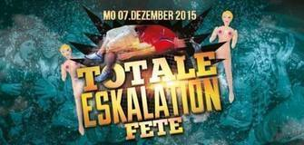 Totale Eskalation´s Party @ Derby Sterzing