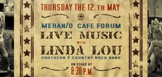 Musica da vivo - LINDA LOU Southern & Country Rock Band