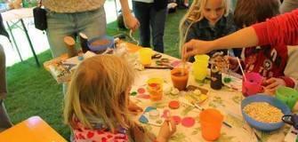 Gartenfrühling - Ein Tag für die ganze Familie