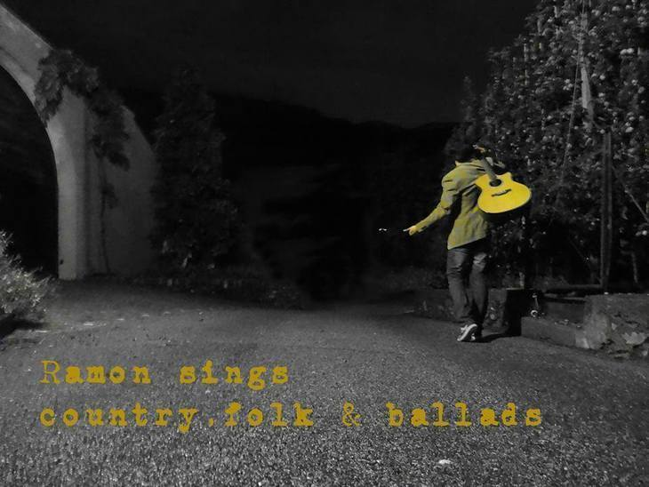 Musica da vivo - RAMON sings country, folk & ballads
