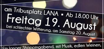 Vitamix-Vorführung / Sommernachtstraum - Straßenfest
