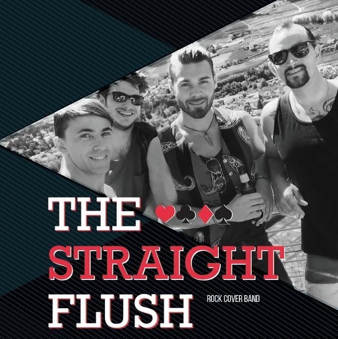 Musica da vivo - THE STRAIGHT FLUSH