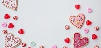 San Valentino: Menu