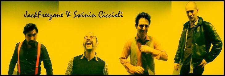 MUSICA DA VIVO - JACKFREEZONE & SWININ' CICCIOLI