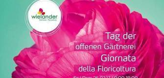 Giornata della Floricoltura
