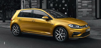 Open Weekend: Nuova Golf Sport 1.6 TDI
