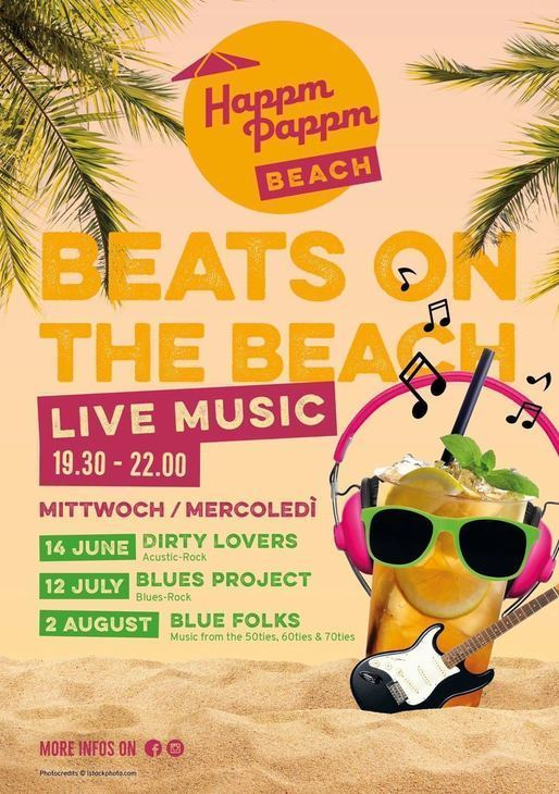BEATS ON THE BEACH