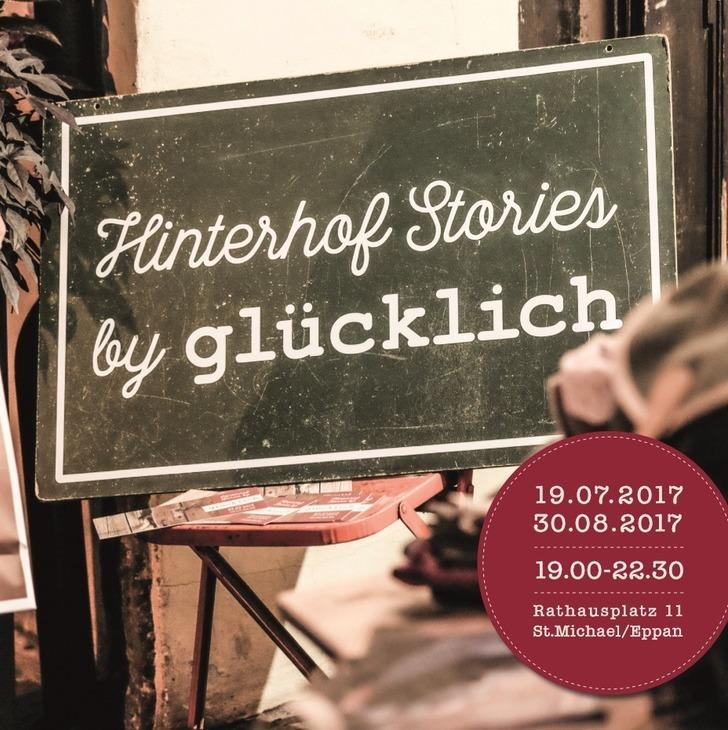 HINTERHOF STORIES by glücklich