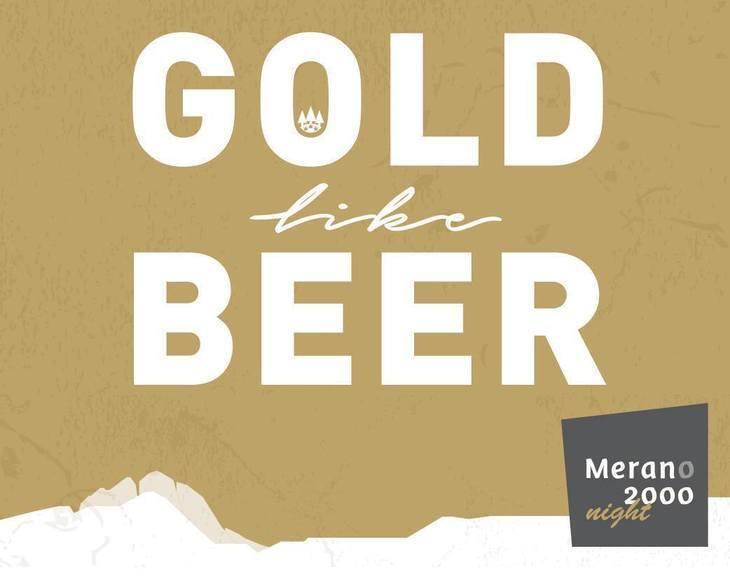 Merano2000.night - Gold like beer