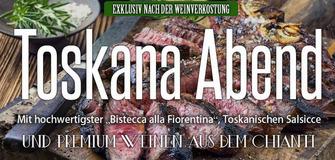 Exklusiv-Event: Toskana Abend