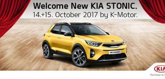 Presentazione - Nuova Kia Stonic