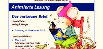 Animierte Lesung: Der verlorene Brief